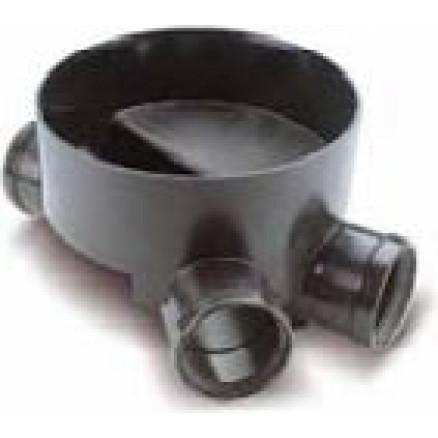 Akas pamatne 315/200/200 PVC, 4. tips Wavin