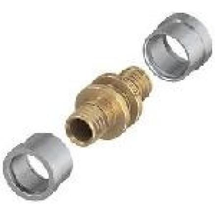 Silto grīdu cauruļu 16x2mm remontuzmava TECE,