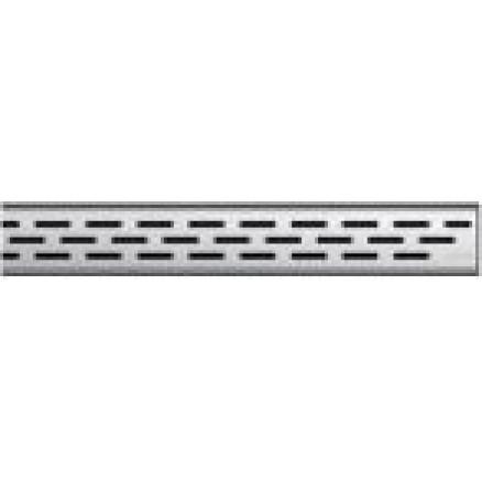 Dušas kanālsLangloch režģis/atloks L785mm, H92mm