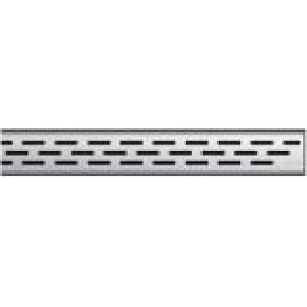 Dušas kanālsLangloch režģis/atloks L785mm, H65mm