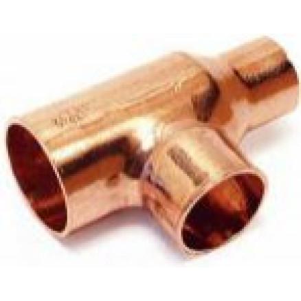 CU T-gab.reducēts 22x18x22mm (5130)