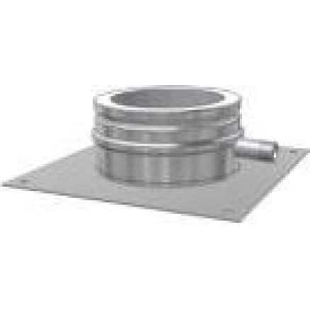 Pamatelements ar kondensāta izvadu dn200 ICS 50