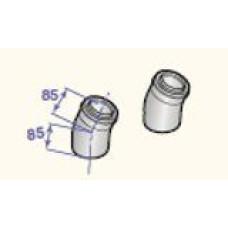 Dūmvada līkumi 30* D60/100 (2 gab.), DY686
