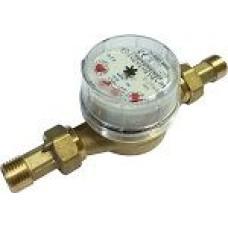 Ūd.skaitītājs USC3/4'' 130mm Qn 2.5m³/h 90°C