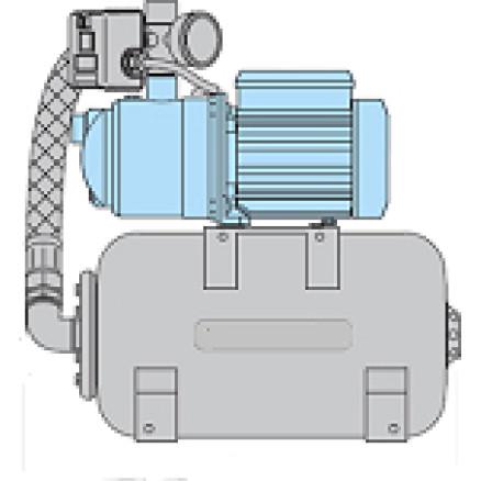 Sūknis NGXm 3/110-24H 0,65kW 230V 50Hz Calpeda