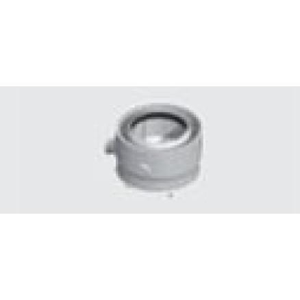 Dūmvada piev. adapteris PPS 80/125, HR38
