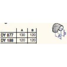 Dūmvada revīzijas līkums D80, DY877