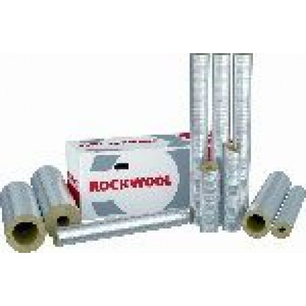 Siltumizolācijas čaula 35x50 1m/gab ROCKWOOL