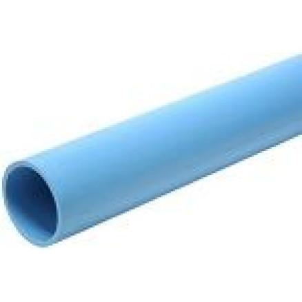 PVC spiedvads D125x4.8mm PN8 6m/gb urbšanai