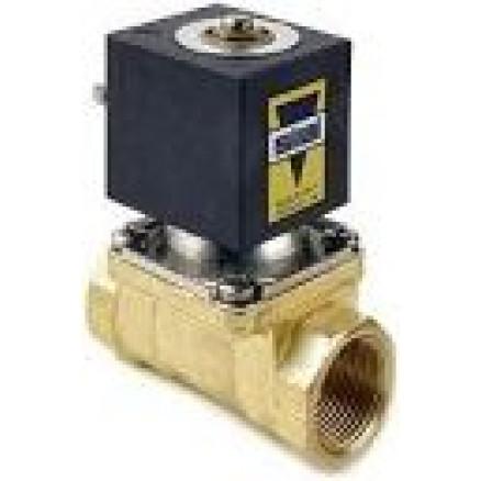 Elektromagn.ventilis n.slēgts L113V22 1/2 230V50Hz