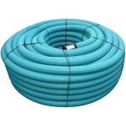 PVC drenāžas caurule 92/80 bez filtra(50m)