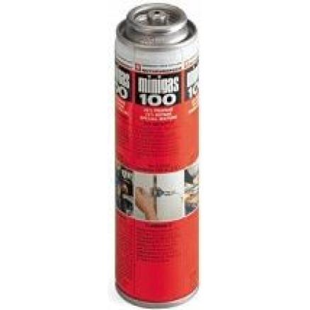 Minigas 100 gāzes balons 150 ml