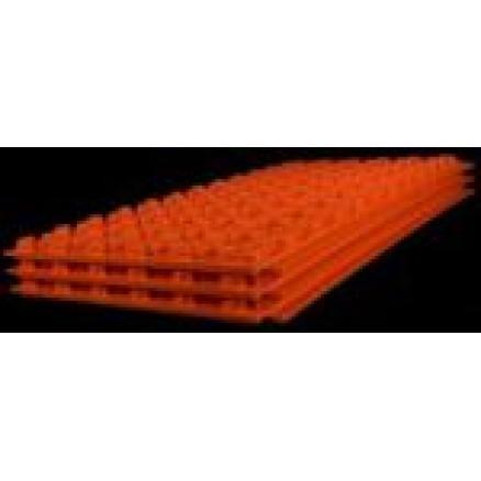 Putupolist. plāksne Termo Plus 39mm (0.72m2/gb)
