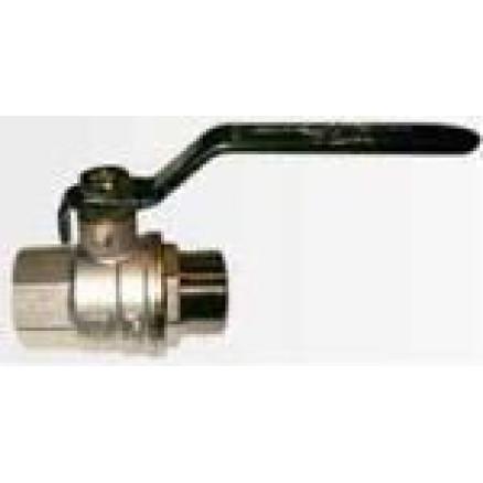 Lodveida ventilis i-ā 3/4'' 40bar GF