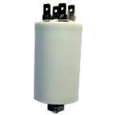 Kondensators 16,0 µF ar plāksnītēm