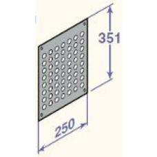 Šahtas ventilācijas reste (iekštelpā), DY36