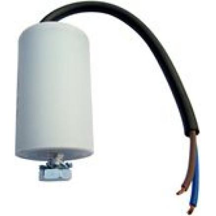 Kondensators 2,5 µF ar vadiem