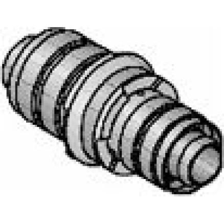 Savienojums 25x16 metāla Pres. Uponor