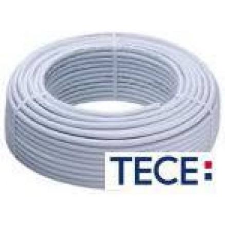 Daudzslāņu caurule Pert-Al-Pe 25x2,5mm (50m) TECE