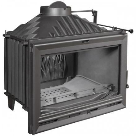 Kamīna kurtuve Uniflam 700 Option ar dūmvārstu